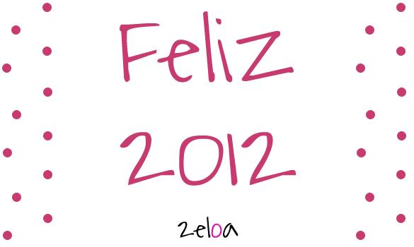 Feliz 2012 - www.2eloa.com