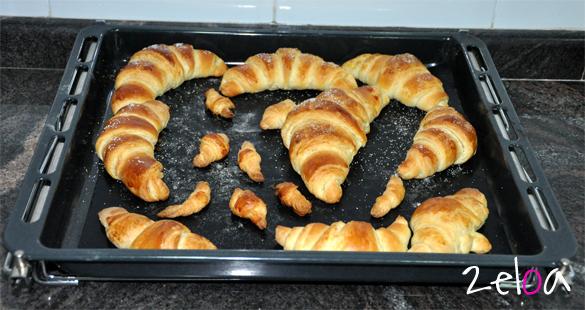 Cruasanes franceses caseros de mantequilla - www.2eloa.com