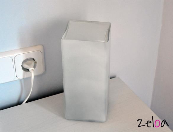 Ikea hack tapa de pl stico para mis l mparas gr n 2eloa for Lamparas ikea ninos