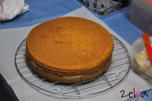 Como hacer tartas de fondant - www.2eloa.com