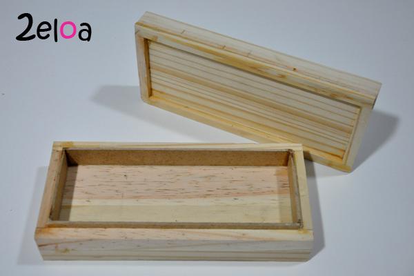 Caja de madera para hacer turr n con thermomix 2eloa - Hacer una caja de madera ...