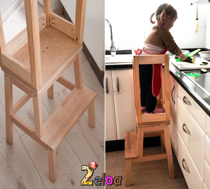 Cu00f3mo hacer nuestra torre de aprendizaje Montessori : 2eloa
